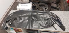 MAZDA MX5 EUNOS (MK1 1989 - 1997) SOFT TOP COVER / TONNEAU COVER -  BLACK